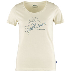 Fjällräven Sunrise T-Shirt Women, chalk white